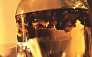 Самогон на чаге: польза и вред, как настоять, рецепты приготовления, очистка