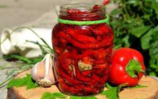 Вяленые перцы на зиму в домашних условиях: острый, чили, горький, сладкий, болгарский