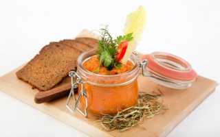 Кабачковая икра на зиму: томатная паста, майонез