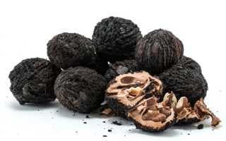 Настойка черного ореха: полезные свойства, приготовление, отзывы