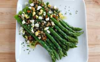 Спаржа маринованная: рецепты, польза и вред для организма, калорийность
