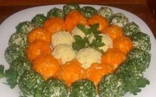Салат Новогодний шар: рецепты с фото пошагово, с курицей, гранатом, икрой