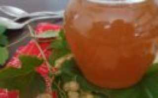Варенье из белой смородины на зиму: как сварить, вкусные рецепты