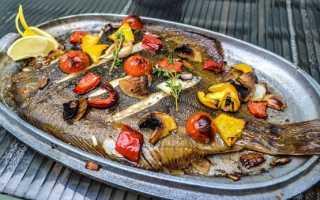 Камбала в духовке в фольге: вкусные пошаговые рецепты приготовления, как, сколько запекать