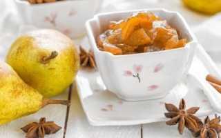 Конфитюр из груши на зиму: рецепты с яблоками, с желфиксом, с лимоном, в мультиварке, с апельсином
