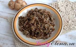 Котлеты из опят: простые и вкусные рецепты приготовления из грибов, грибных ножек, с гречкой