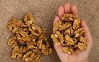 Как чистить грецкие орехи от скорлупы, не повредив ядро