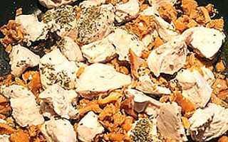 Курица с лисичками: рецепты блюд в сливочном соусе, сметане, запеканка