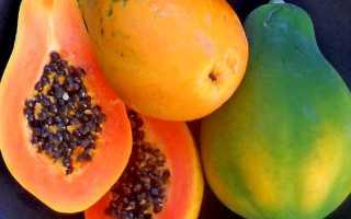 Папайя: как есть и резать, как выбрать спелый фрукт и правильно хранить