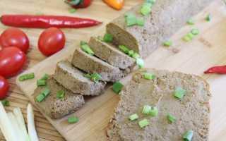 Печеночный паштет из говяжьей печени: рецепты пошагово с фото, с морковью, диетический