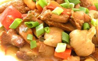 Рагу из рыжиков: вкусные рецепты приготовления с пошаговыми фото