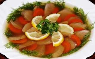 Заливное из свиного языка: пошаговые рецепты с фото, как сделать порционно