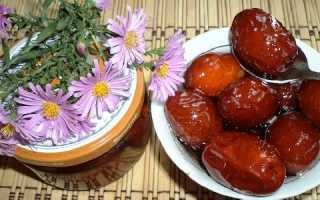 Варенье из зизифуса (унаби): рецепты с фото