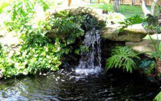 Водные сооружения: скважины, искусственные водоемы и бассейны на даче