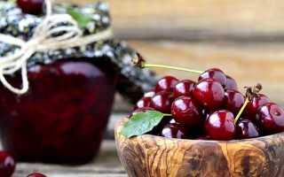 Вишня с сахаром без варки: как приготовить в домашних условиях, рецепт с фото